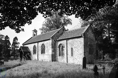 Copgrove Church, 1968